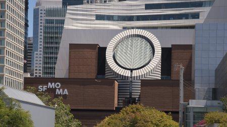 Exterior View of the Original Facade