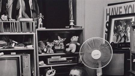 Robert Giard: Sylvia Rivera, Brooklyn, 1999.