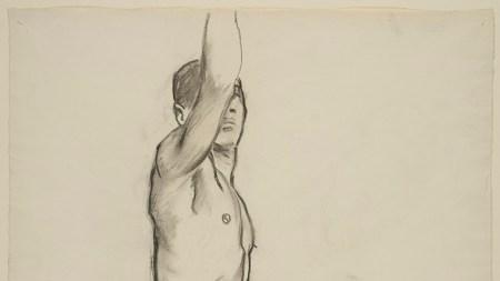 John Singer Sargent: Study of a