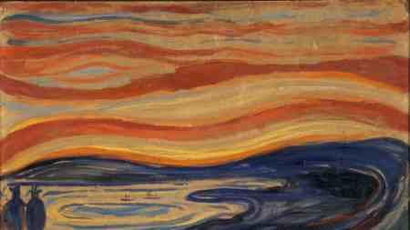 Edvard Munch, The Scream, 1910.