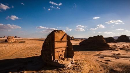 Al Ula in Saudi Arabia