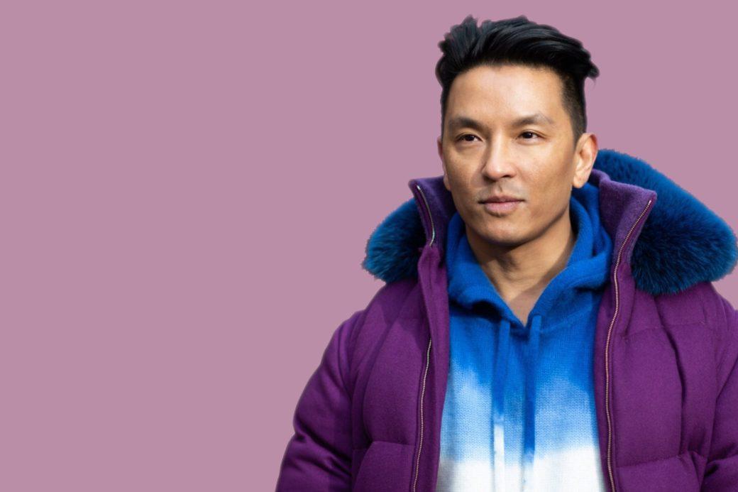 Portrait of Prabal Gurung in a