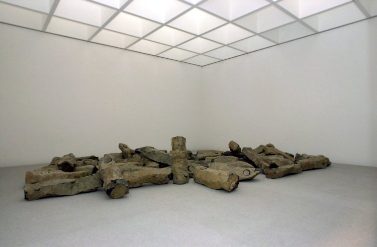 Joseph Beuys, 'The End of the 20th Century', 1983.