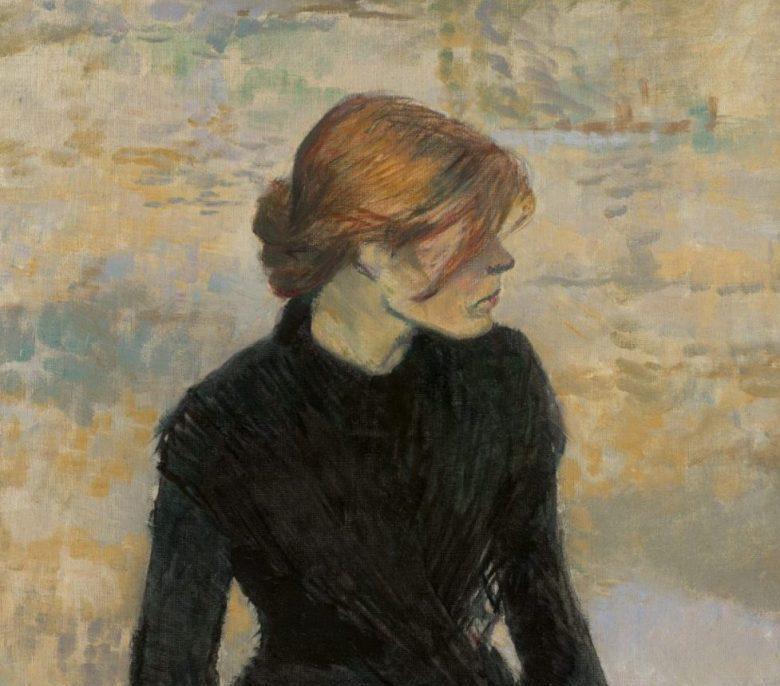 Henri de Toulouse-Lautrec, 'Pierreuse', 1889.