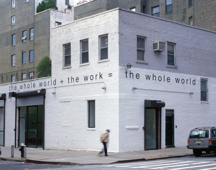 View of Gavin Brown's Enterprise when it was located at 620 Greenwich Street.