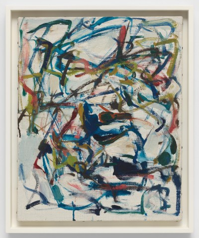 Joan Mitchell, Untitled, c. 1956.