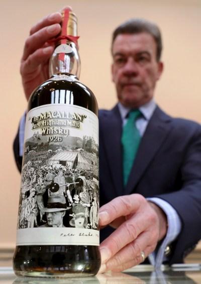 Peter Blake Macallan whiskey
