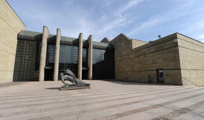 Neue Pinakothek, Munich