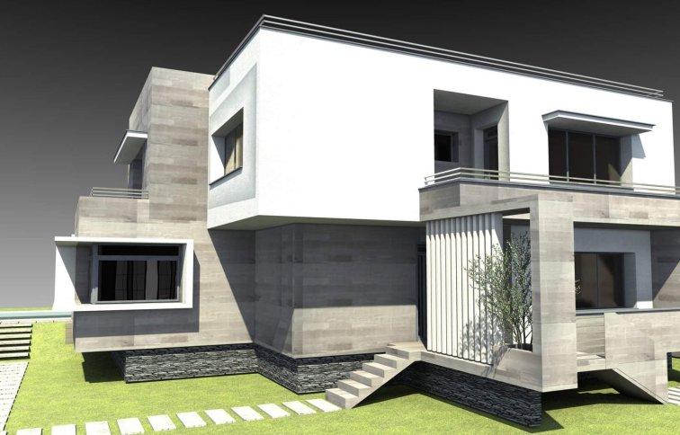 01. Casa cu terasa
