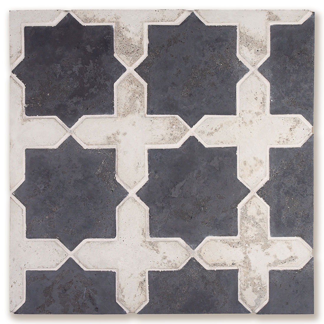 artillo handmade concrete tile series