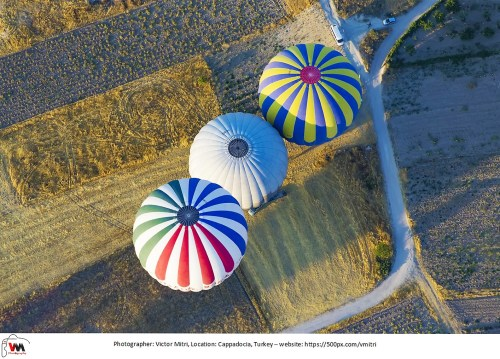 Art of Adventure, Photo of the Week, Hot Air Baloons