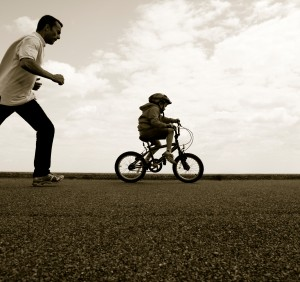 Learning to ride a bike, Art of Adventure
