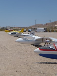 Group of gliders 1
