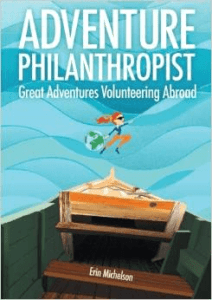 adventure, philanthropist, volunteer travel