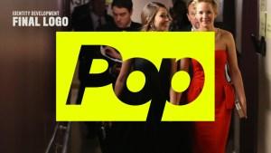 Poptv channel branding done by Loyal Kaspar