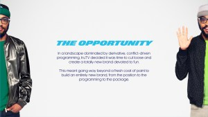 TruTV channel packaging done by Loyal Kaspar