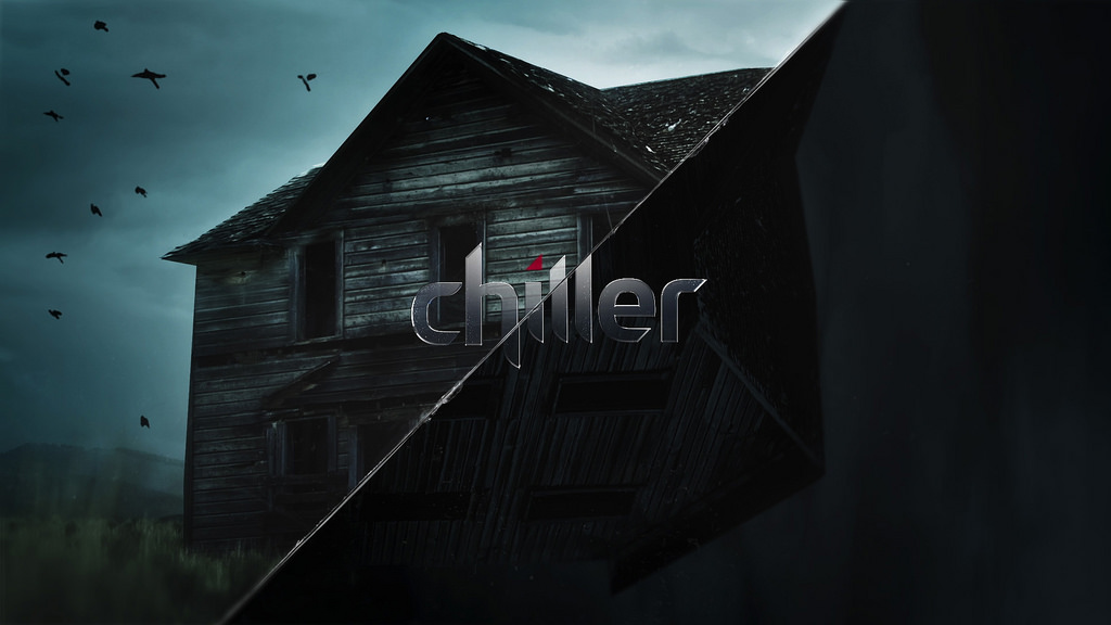 Chiller is an American TV channel owned by NCBUniversal that specialises in horror, thriller and mystery programming. It recently launched a new set of presentation graphics, created by production company King and Country