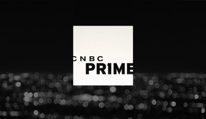 CNBC Prime branding by Gretel nyc
