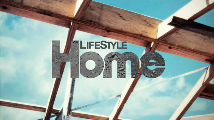 Lifestyle Home channel packaging by InkProject, an Australian based creative agency