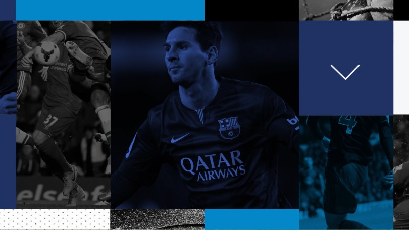 Sports Channel Branding