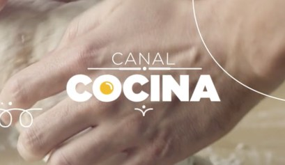 Canal-Cocina cooking channel in Spain