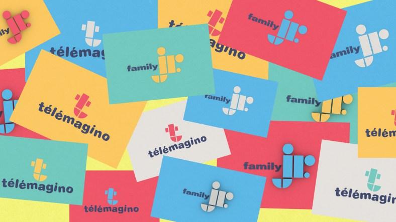 Family Jr. logo design