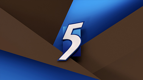 Mediacorp Channel 5 rebranding by Carbon studio