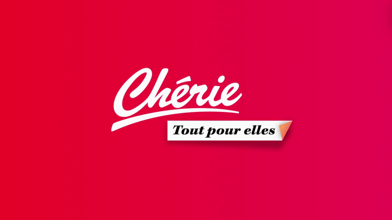 Chérie 25 logo