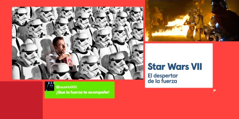 Star Wars on MovieStar+