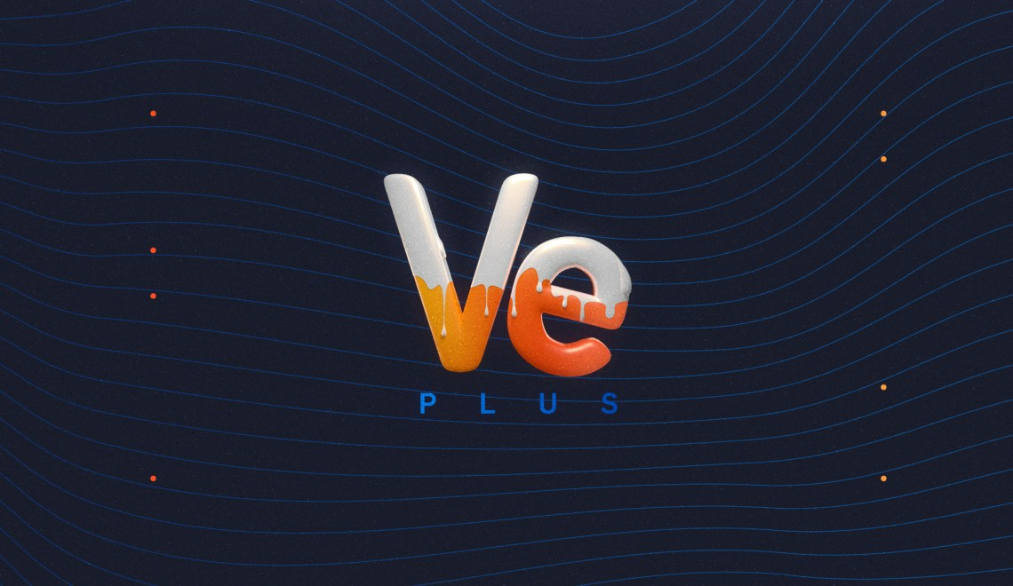 VE Plus rebrand by Viewpoint Creative