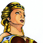 statuewoman