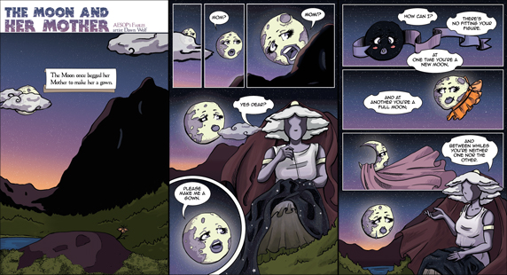 The Moon & Her Mother