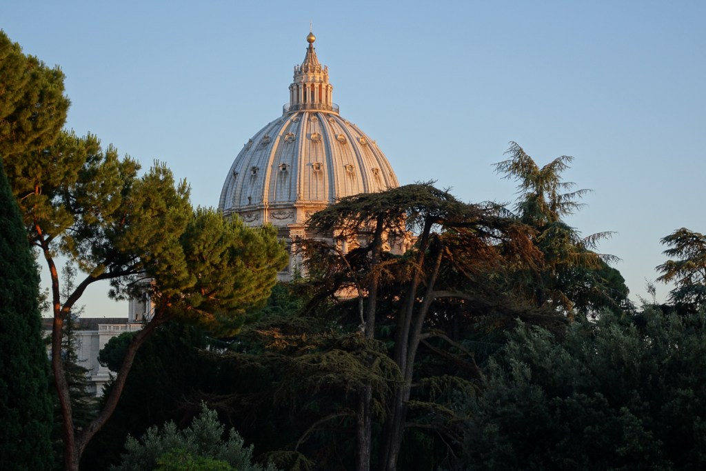 Vatican Musuems Dome