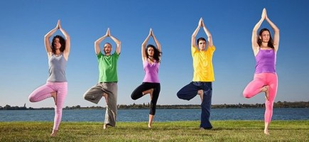 Image result for Tree pose