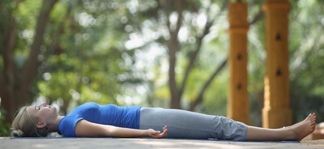 Yoga Nidra (Yogic Sleep)