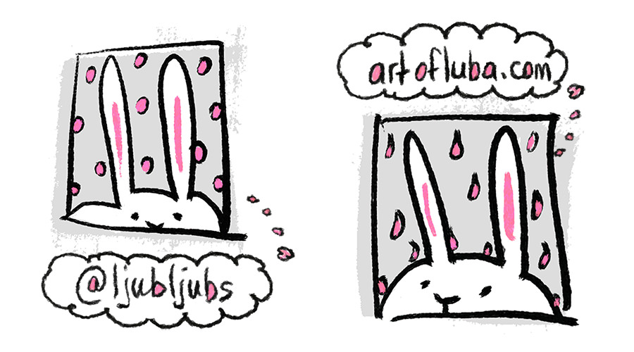 Art of Luba Web Bun