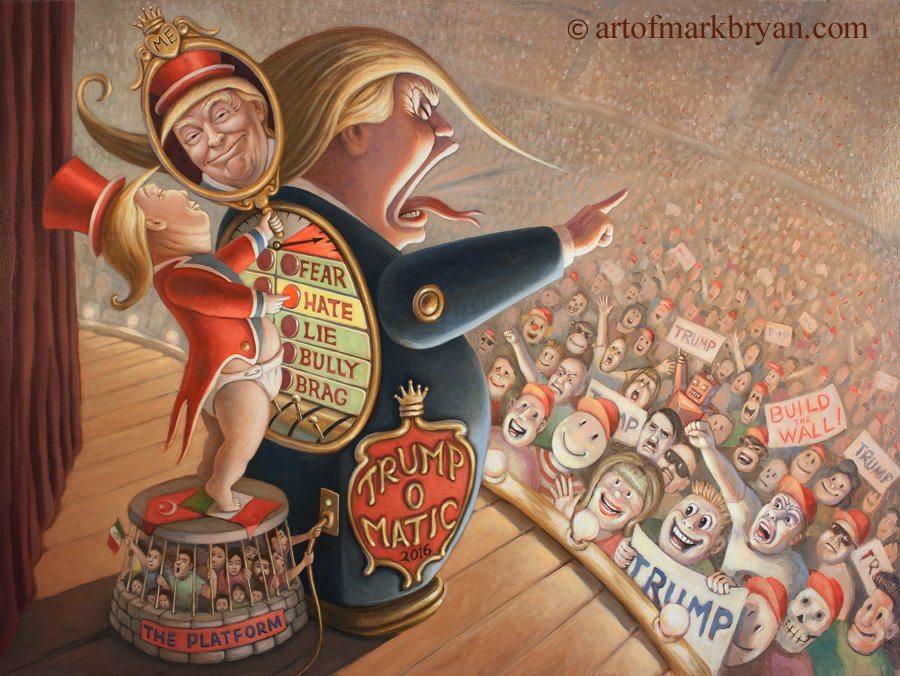The Trump-O-Matic