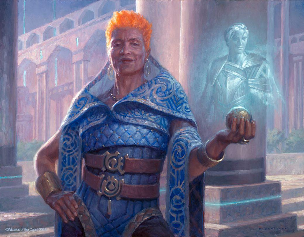 Arena Rector - Battlebond Art
