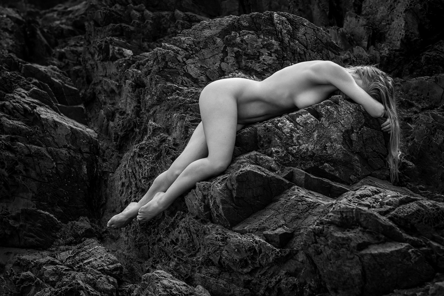 Another image from my shoot at Broken Head last last year with the super lovely @sylviafenwick