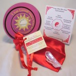Feng Shui Love Crystal and CD