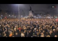 'Je suis Charlie': Paris gathers after terror attack #jesuischarlie (Jan 2015)