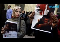 Women-only Protest Fills Cairo Streets After Activist's Killing Caught on Camera (Jan 2015)
