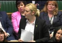 Mhairi Black: SNP MP's maiden speech (July 2015) @MhairiBlack