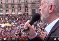 Jeremy #Corbyn – Times They Are A Changin' (Liam Moore, August 2016)