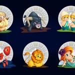 Découvrez ma nouvelle collection Astrologique : les signes du zodiaque cartoon