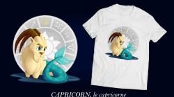 Signes du zodiaque, le capricorne Capricorn