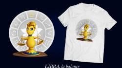 Signes du zodiaque, la balance Libra
