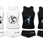 Collection Pole Dance : Des designs sportifs et sensuels