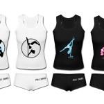 Collection Pole Dance : Des designs sportifs et sensuels