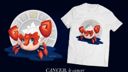 Signes du zodiaque, le cancer Cancer